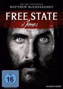 Free State of Jones, DVD