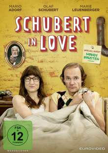 Schubert in Love, DVD