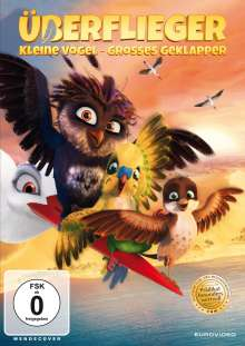 Überflieger - Kleine Vögel, großes Geklapper, DVD