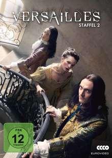 Versailles Staffel 2, 4 DVDs