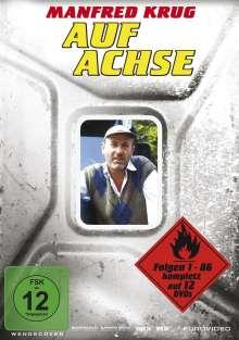 Auf Achse (Gesamtbox), 12 DVDs