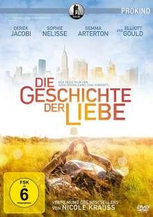 Die Geschichte der Liebe, DVD