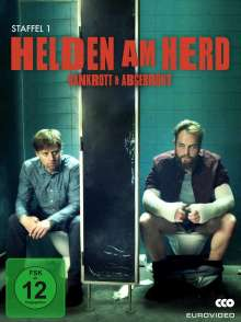 Helden am Herd Staffel 1, 3 DVDs