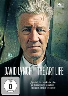 David Lynch - The Art Life, DVD