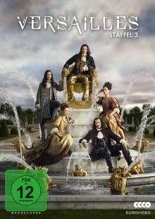 Versailles Staffel 3 (finale Staffel), 4 DVDs