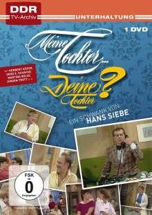 Meine Tochter, Deine Tochter?, DVD