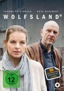 Wolfsland (Folgen 1-4), 2 DVDs