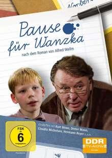 Pause für Wanzka, DVD