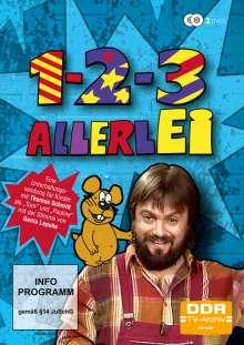1-2-3 Allerlei, 2 DVDs