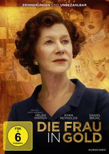 Die Frau in Gold, DVD