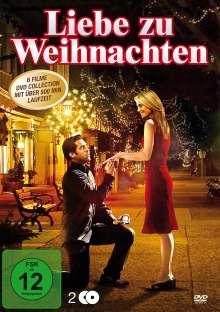 Liebe zu Weihnachten (6 Filme auf 2 DVDs), 2 DVDs