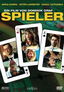 Spieler, DVD