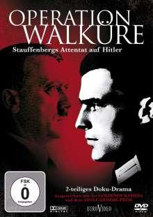 Operation Walküre: Stauffenbergs Attentat auf Hitler, DVD