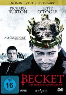 Becket, DVD