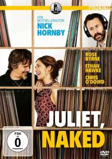 Juliet, Naked, DVD