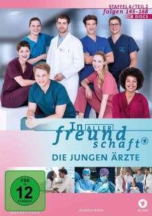In aller Freundschaft - Die jungen Ärzte Staffel 4 (Folgen 145-168), 8 DVDs