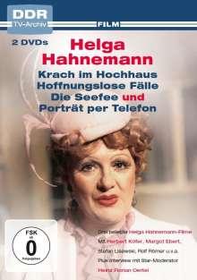 Helga Hahnemann Edition, 2 DVDs