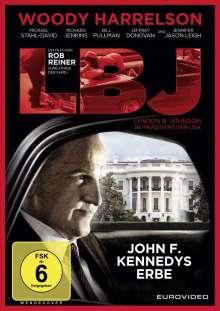 LBJ - John F. Kennedys Erbe, DVD