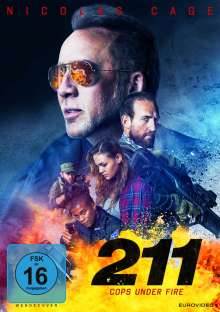 211 - Cops Under Fire, DVD