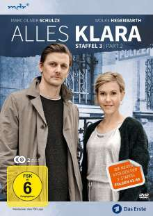 Alles Klara Staffel 3 Box 2, 2 DVDs