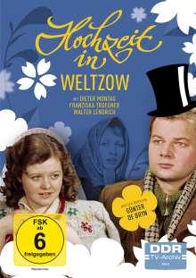 Hochzeit in Weltzow, DVD