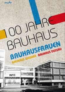 100 Jahre Bauhaus, DVD
