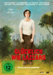 Glücklich wie Lazzaro, DVD