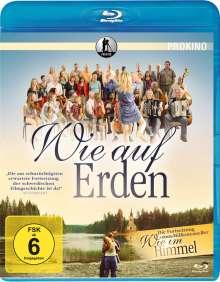 Wie auf Erden (Blu-ray), Blu-ray Disc