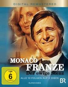Monaco Franze: Der ewige Stenz (Komplette Serie) (Blu-ray), 2 Blu-ray Discs