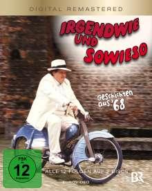 Irgendwie und sowieso (Komplette Serie) (Blu-ray), 2 Blu-ray Discs