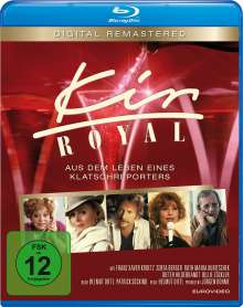 Kir Royal (Blu-ray), Blu-ray Disc