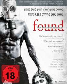 Found (Blu-ray), Blu-ray Disc
