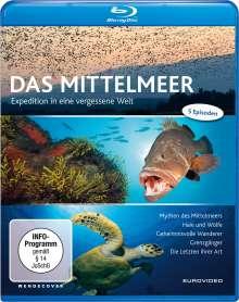 Das Mittelmeer (Blu-ray), Blu-ray Disc