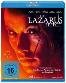 The Lazarus Effect (Blu-ray), Blu-ray Disc