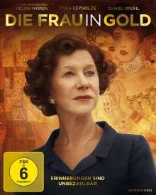Die Frau in Gold (Blu-ray), Blu-ray Disc