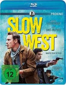 Slow West (Blu-ray), Blu-ray Disc