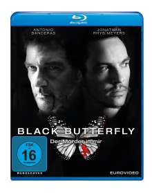 Black Butterfly (Blu-ray), Blu-ray Disc