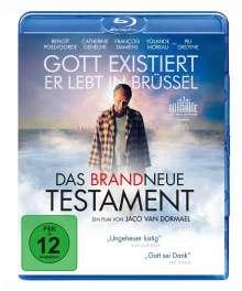 Das brandneue Testament (Blu-ray), Blu-ray Disc