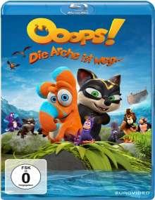 Ooops! Die Arche ist weg... (Blu-ray), Blu-ray Disc