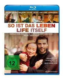 So ist das Leben (Blu-ray), Blu-ray Disc