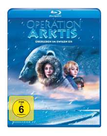 Operation Arktis (Blu-ray), Blu-ray Disc