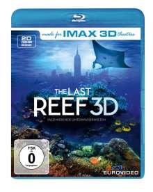 The Last Reef (3D Blu-ray), Blu-ray Disc