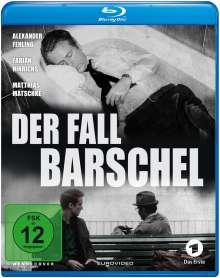 Der Fall Barschel (Blu-ray), Blu-ray Disc