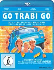 Go Trabi Go - Teil eens und zwee in eener Schachtel (Blu-ray), Blu-ray Disc