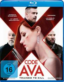 Code Ava (Blu-ray), Blu-ray Disc