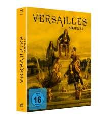 Versailles Staffel 1-3 (Blu-ray), 9 Blu-ray Discs