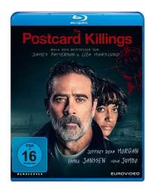 The Postcard Killings (Blu-ray), Blu-ray Disc