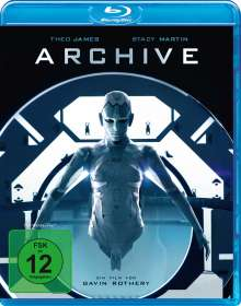 Archive (Blu-ray), Blu-ray Disc