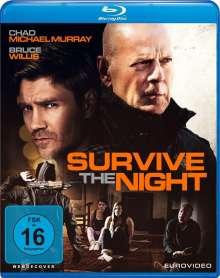 Survive the Night (Blu-ray), Blu-ray Disc