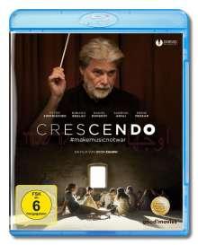 Crescendo - #makemusicnotwar (OmU) (Blu-ray), Blu-ray Disc